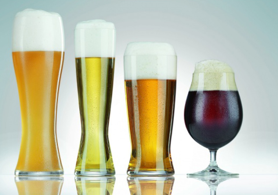 Spiegelau Connoisseur Beer Glass Kit 4-pack