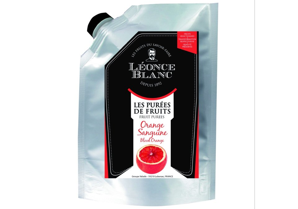 Léonce Blanc Puré Blood Orange 1kg