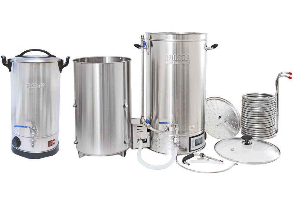 Coobra CB5 Brewery Kit