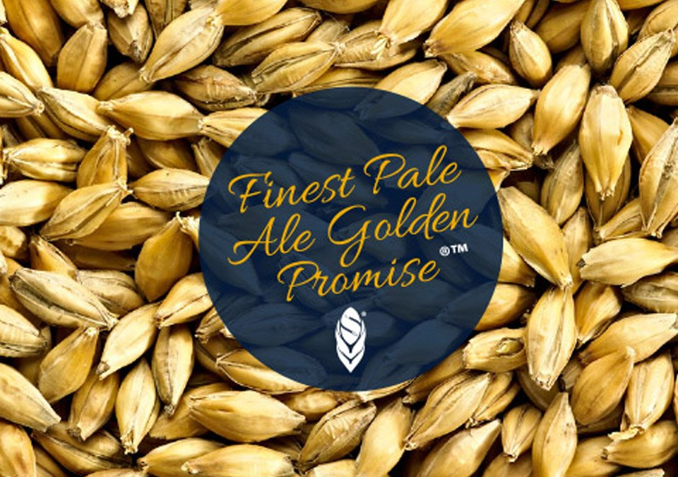 Simpsons Golden Promise Pale Ale Malt 2,5kg Crushed