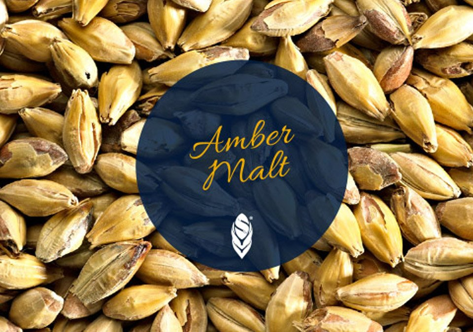 Simpsons Amber Malt 2kg Crushed