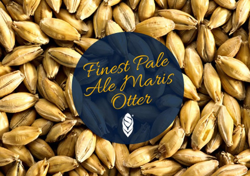 Simpsons Maris Otter Pale Ale Malt 3kg Whole