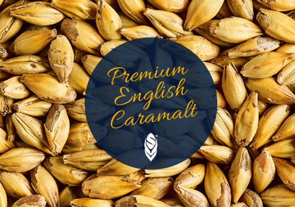 Simpsons Premium English Caramalt 2kg Whole