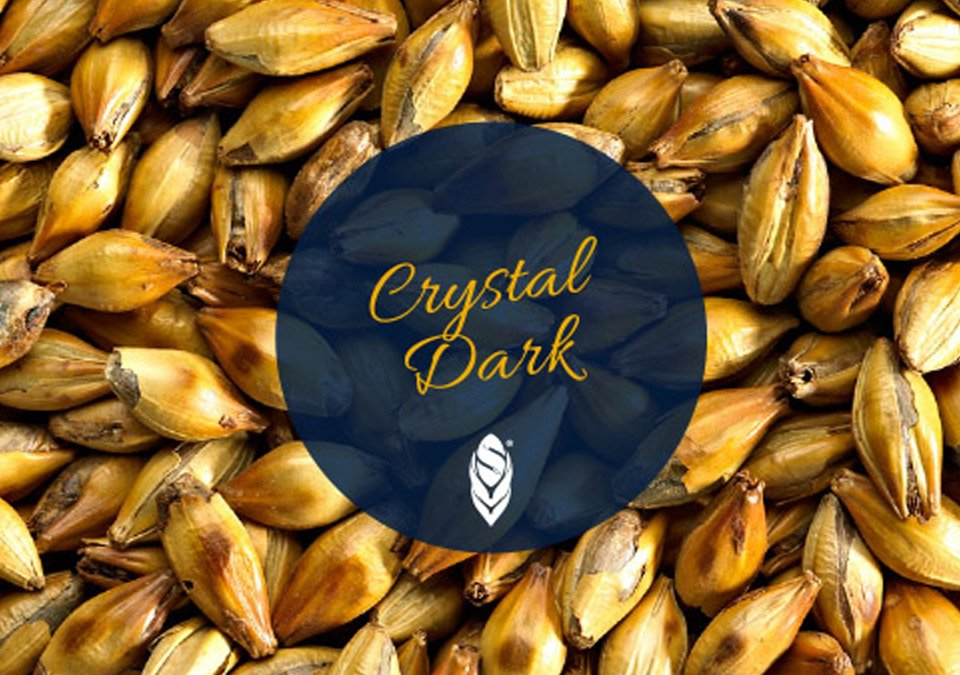 Simpsons Crystal Dark Malt 2kg Whole