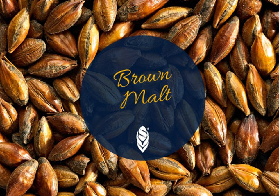 Simpsons Brown Malt 2kg Whole
