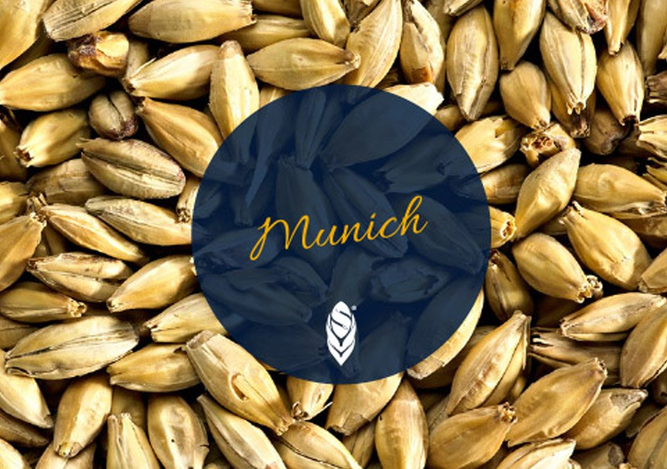 Simpsons Munich Malt 2kg Whole