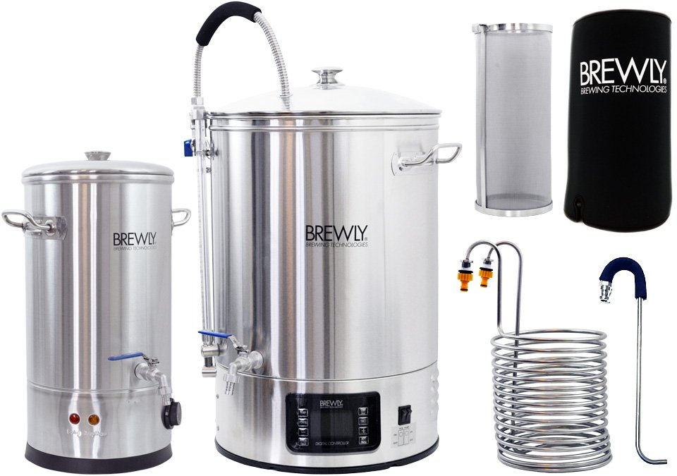 Brewly 40L Brewery Kit