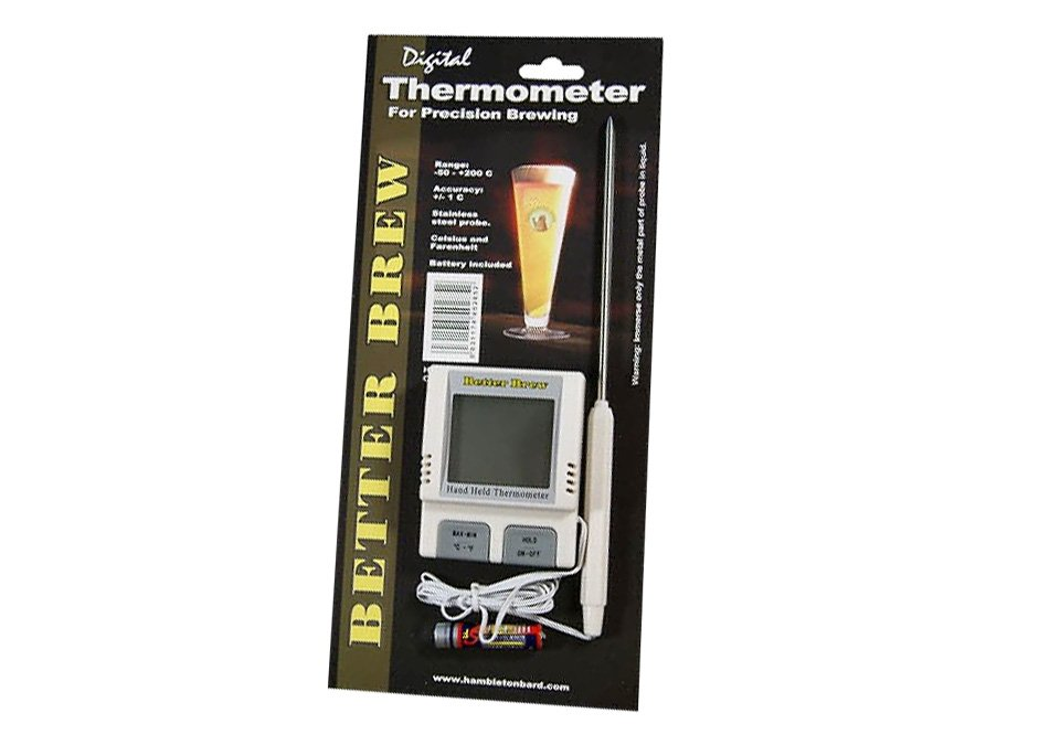 Better Brew Digital Thermometer