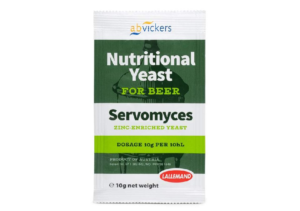 Lallemand Servomyces Yeast Nutrients 10g