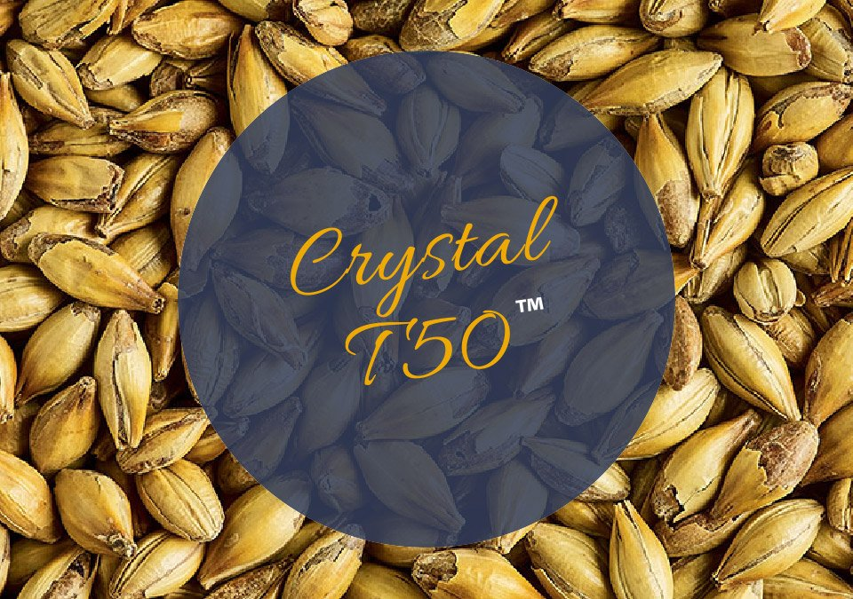 Simpsons Crystal T50 Malt 2kg Whole