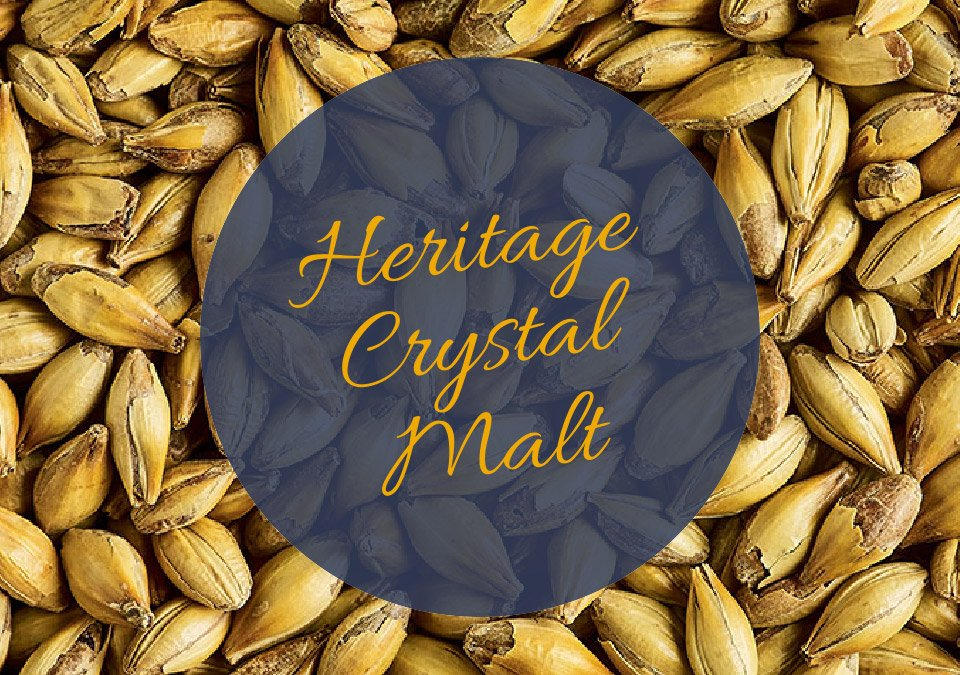 Simpsons Heritage Crystal Malt 2kg Crushed