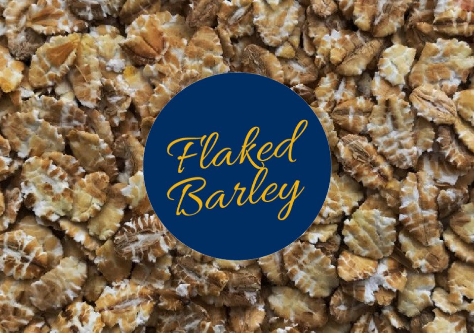 Simpsons Flaked Barley 250g