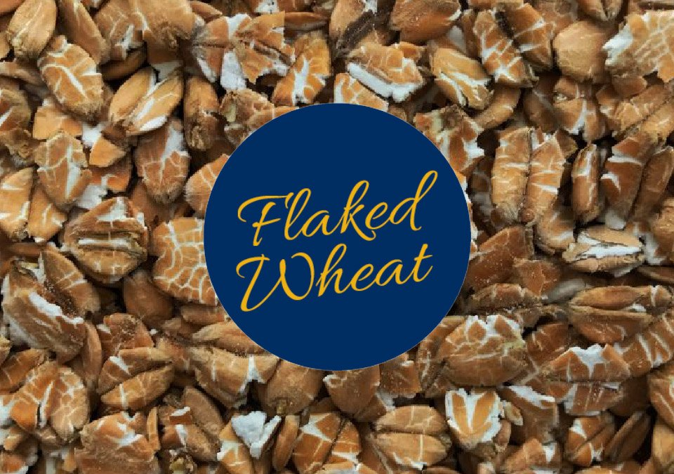 Simpsons Flaked Wheat 250g