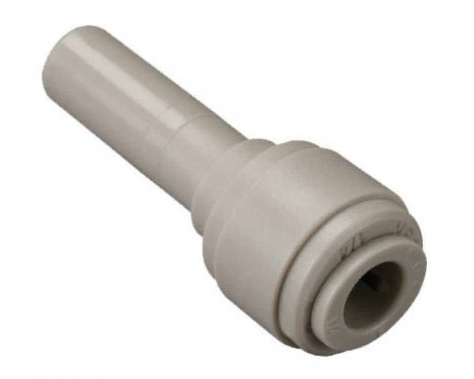FLUIDFIT Pushfit pre-reducer - storper (Different sizes)