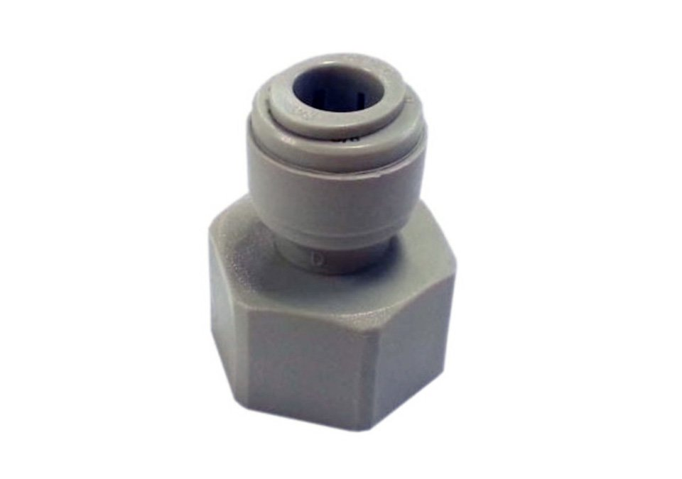 FluidFit HCF-UNF - Adapter for threaded ball lock disconnect