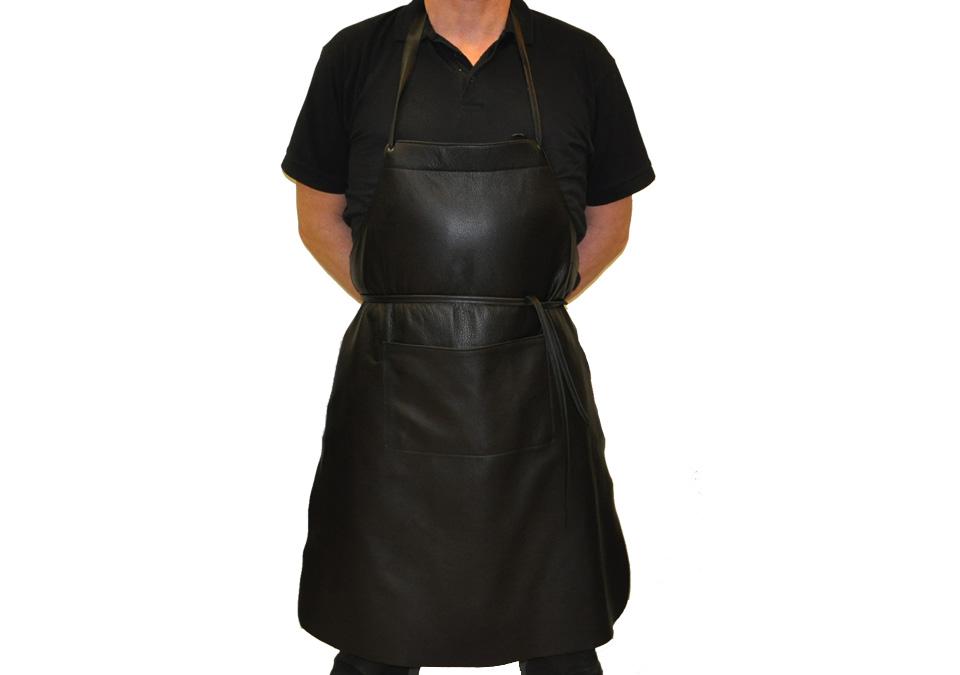 Apron Elmo Black